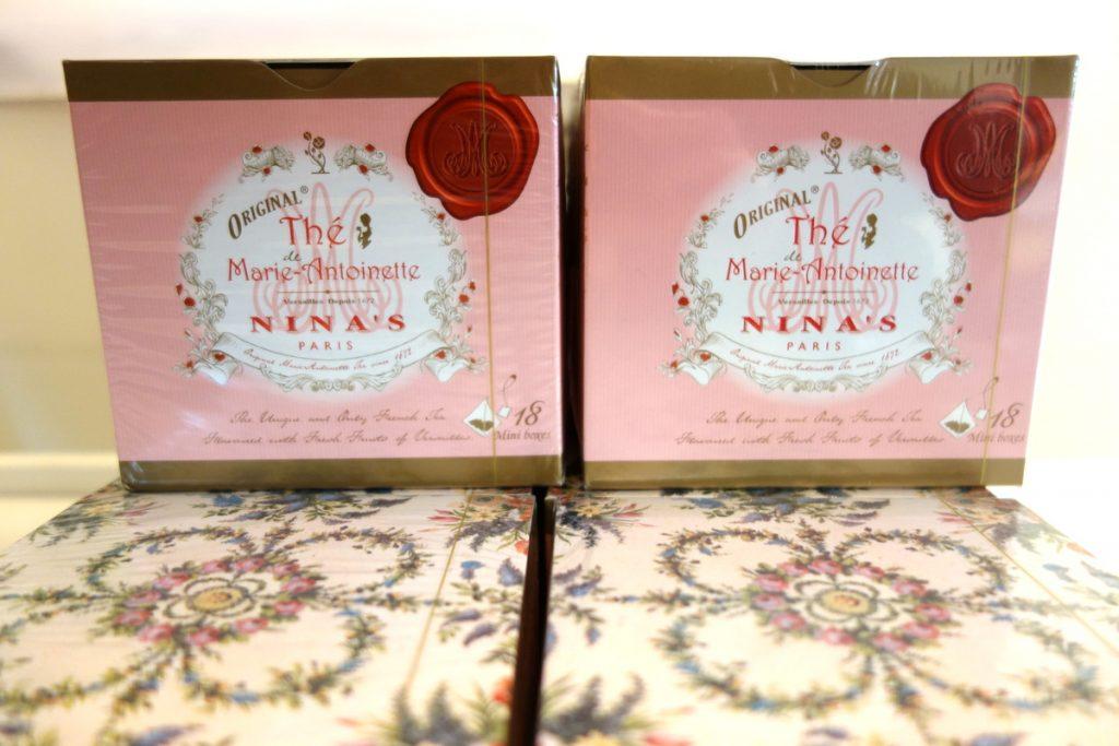 Goûts d'Yvelines : les thés Nina's à Versailles