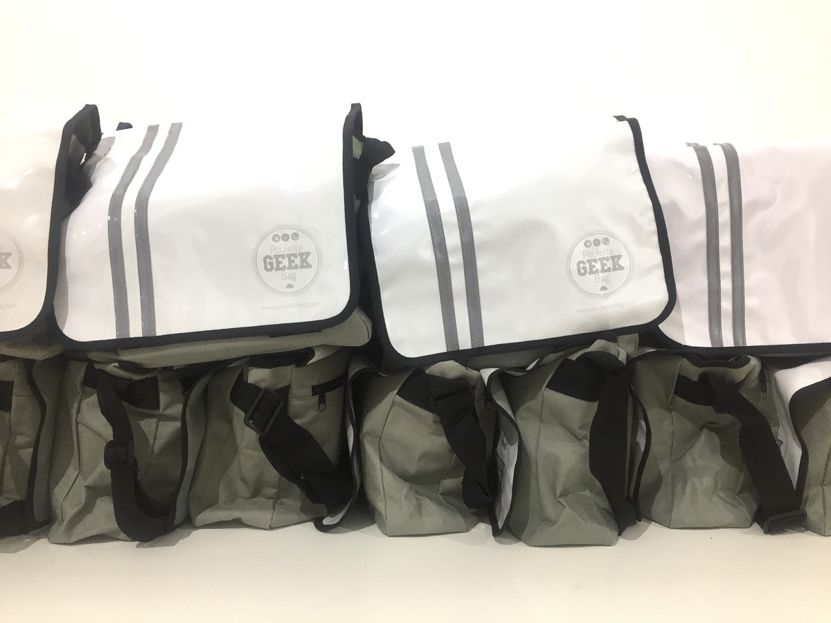 Quel Poulette Geek Bag sera pour moi ?