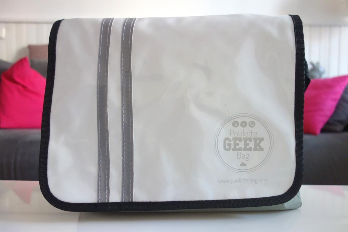 Mon Poulette Geek Bag