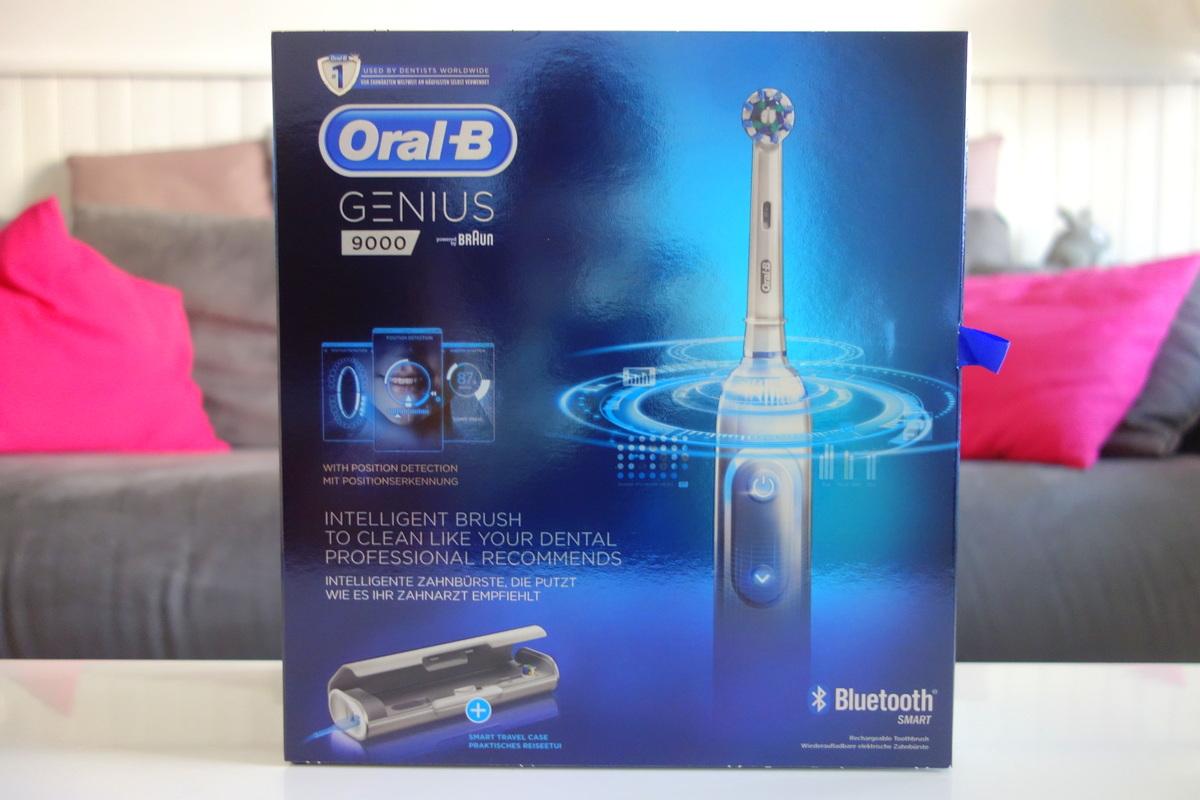 Brosse à dents électrique Oral B - Poulette Geek Party