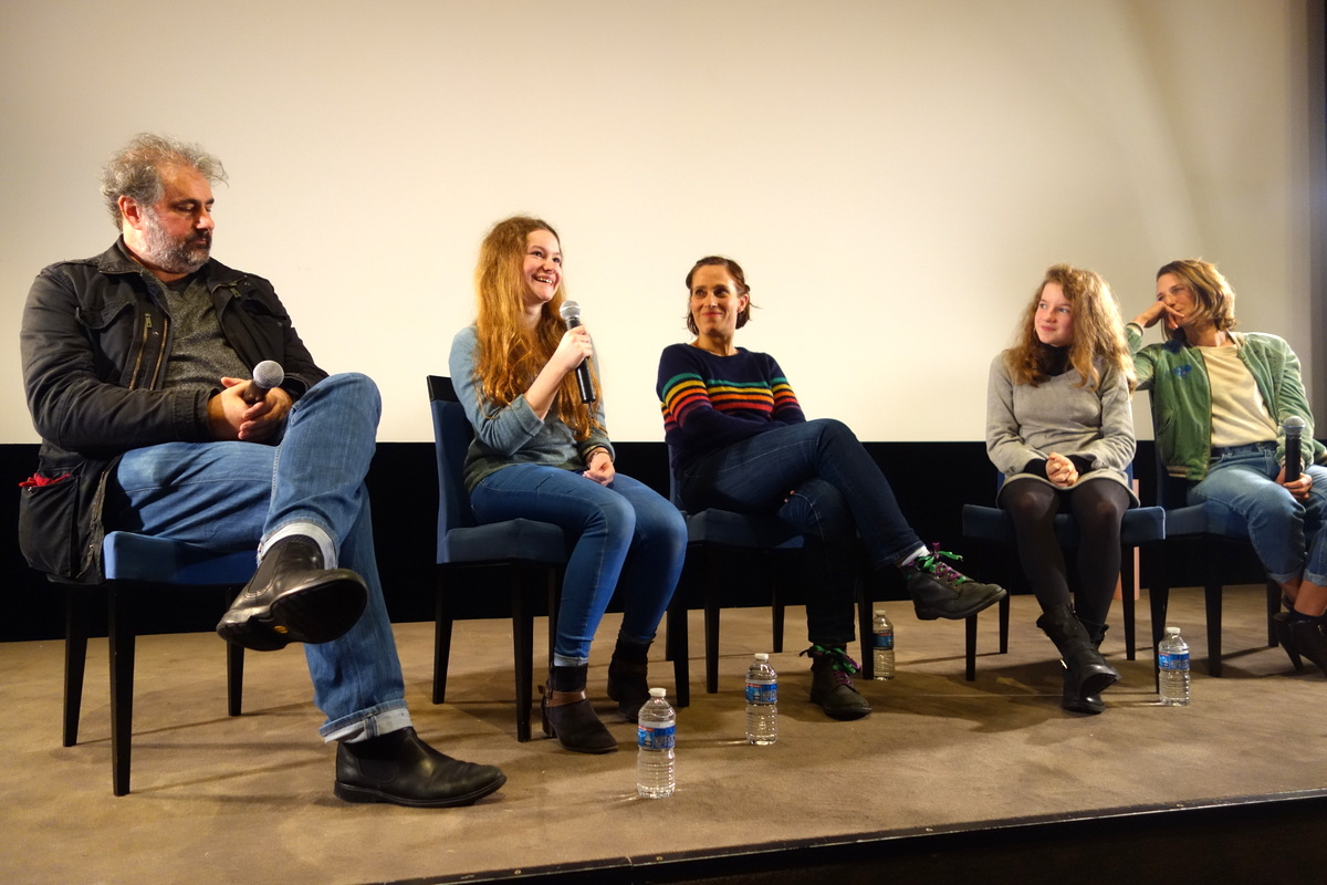"""""""Cigarettes et chocolat chaud"""" : l'équipe du film - Le blog de Lili"""