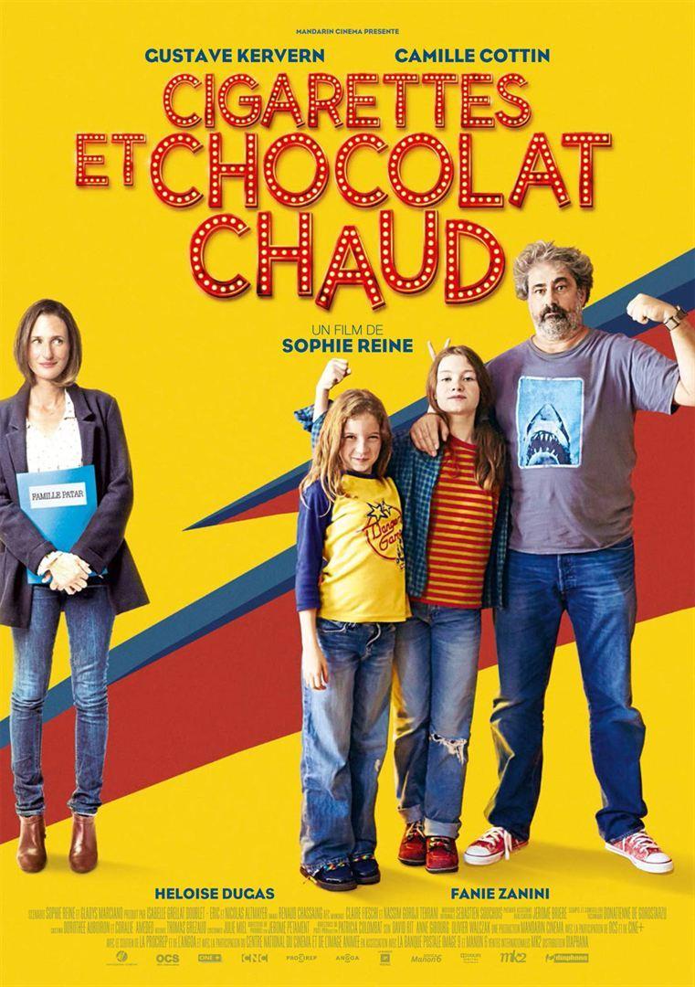 Cigarettes et chocolat chaud - Affiche