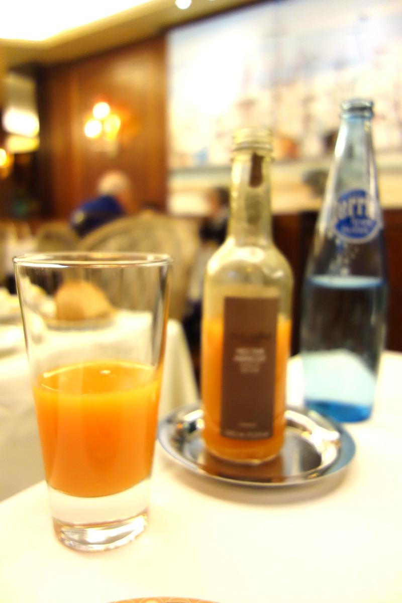 Restaurant la marée - Le blog de Lili