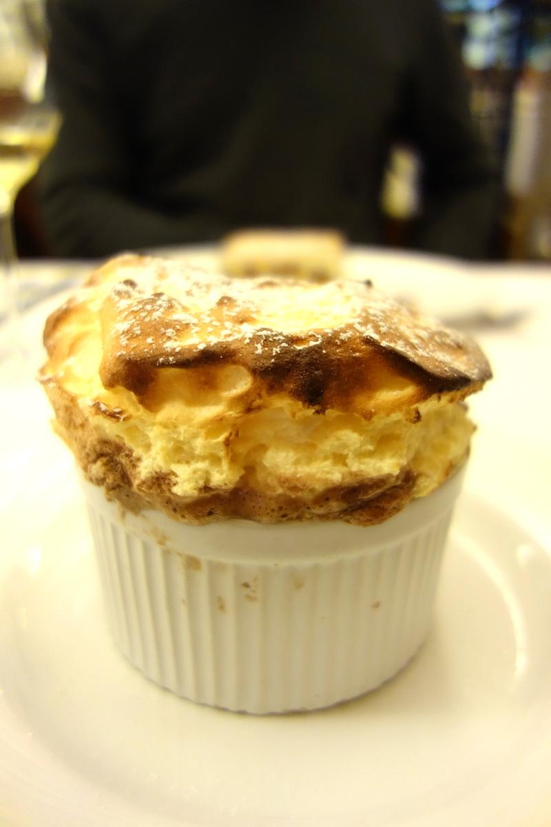 Restaurant la marée, le dessert - Le blog de Lili