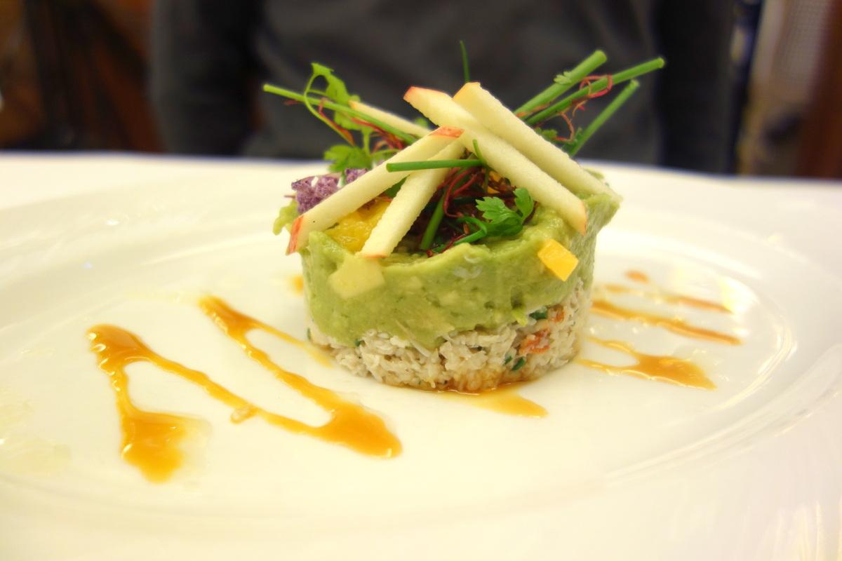 Restaurant la marée, l'entrée - Le blog de Lili
