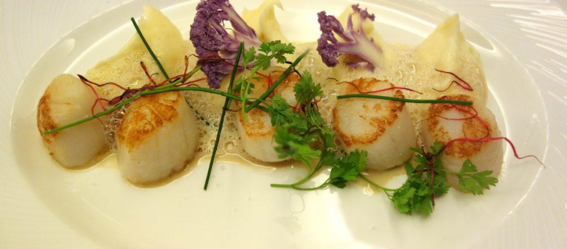 Restaurant la marée, le plat signature de la quinzaine gourmande, automne 2016 - Le blog de Lili