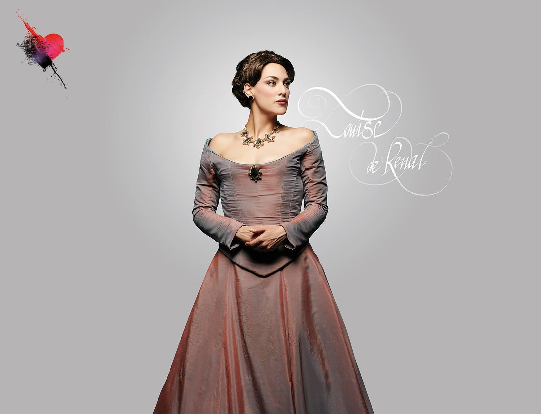 Le Rouge et le noir, opéra rock : Louise de Renal