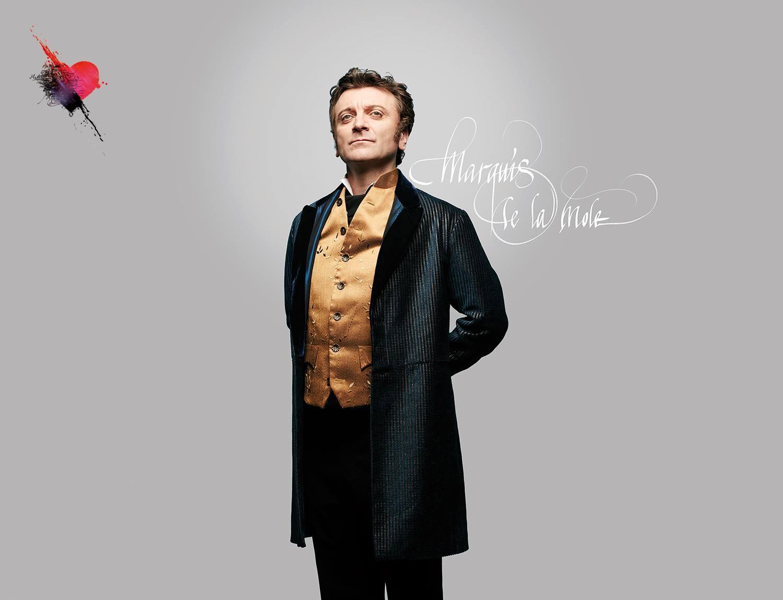 Le Rouge et le noir, opéra rock : M. de Rénal