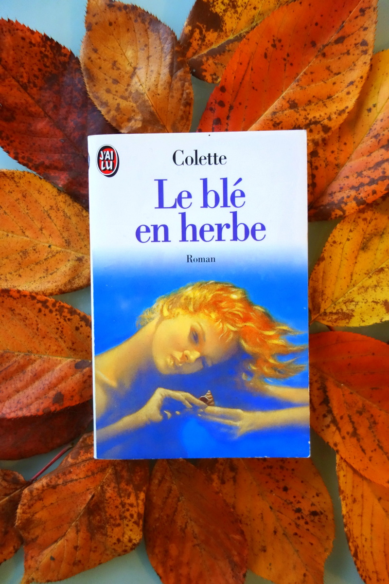 Le blé en herbe, Colette - Photo : le blog de Lili