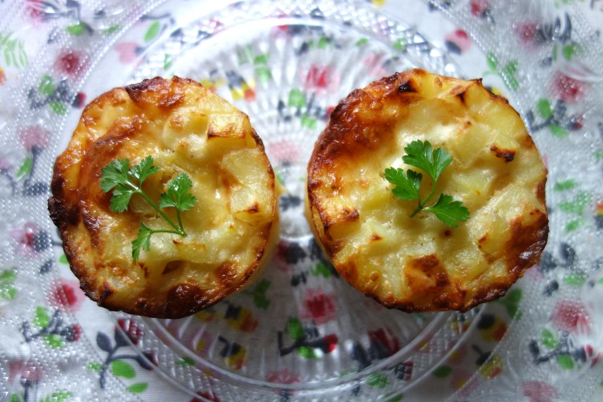Les mini-gratins pomme de terre - Reblochon Picard - Le blog de Lili