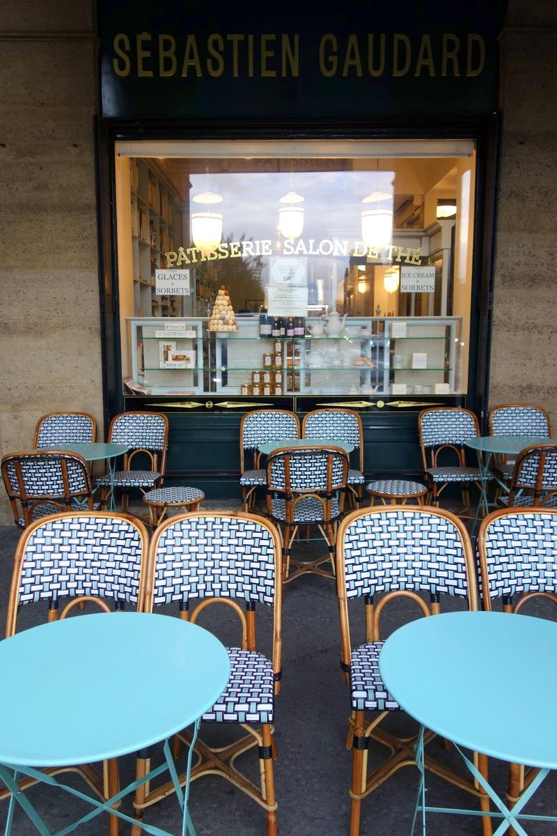 Salon de thé Sébastien Gaudard Tuileries