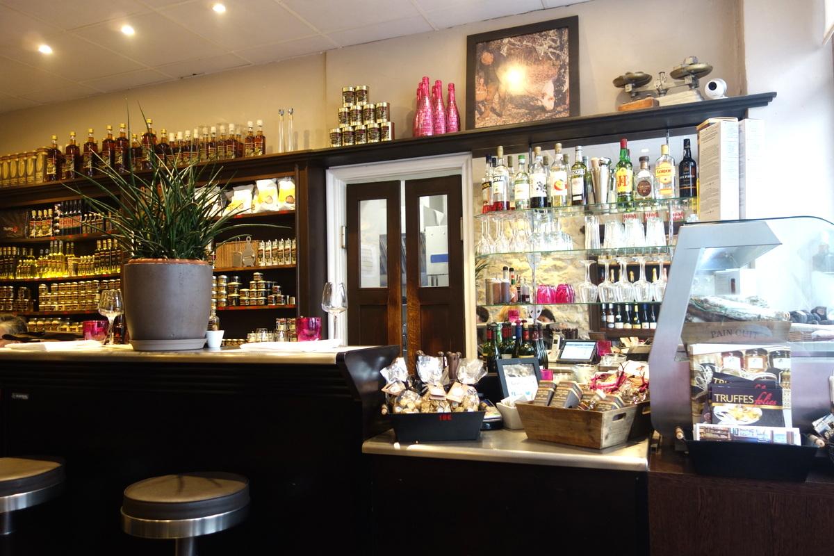 Truffes folies, une bonne adresse parisienne - Le blog de Lili