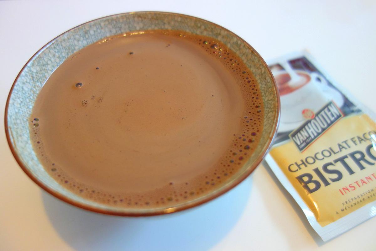 Degustabox de Noël 2016 : chocolat chaud