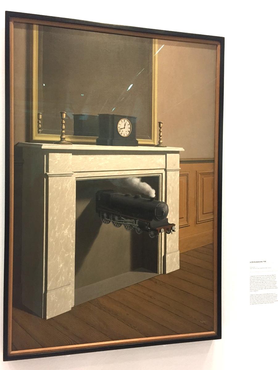 Magritte - La trahison des images - Centre Pompidou - 2016-2017