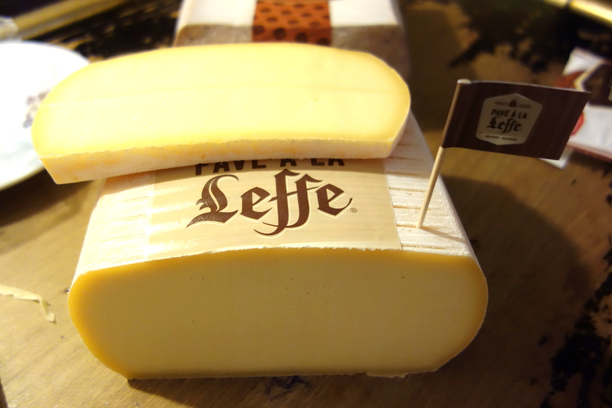 Fromage pavé Leffe