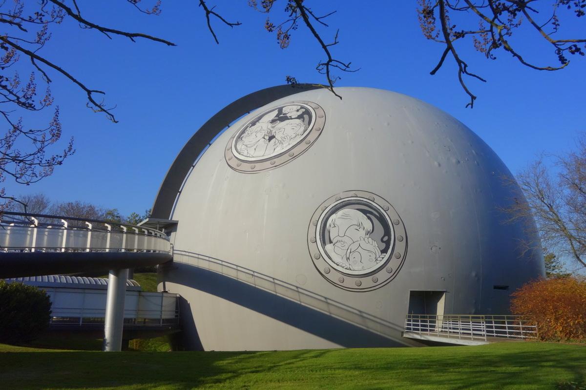Futuroscope : Explorarium - Le blog de Lili