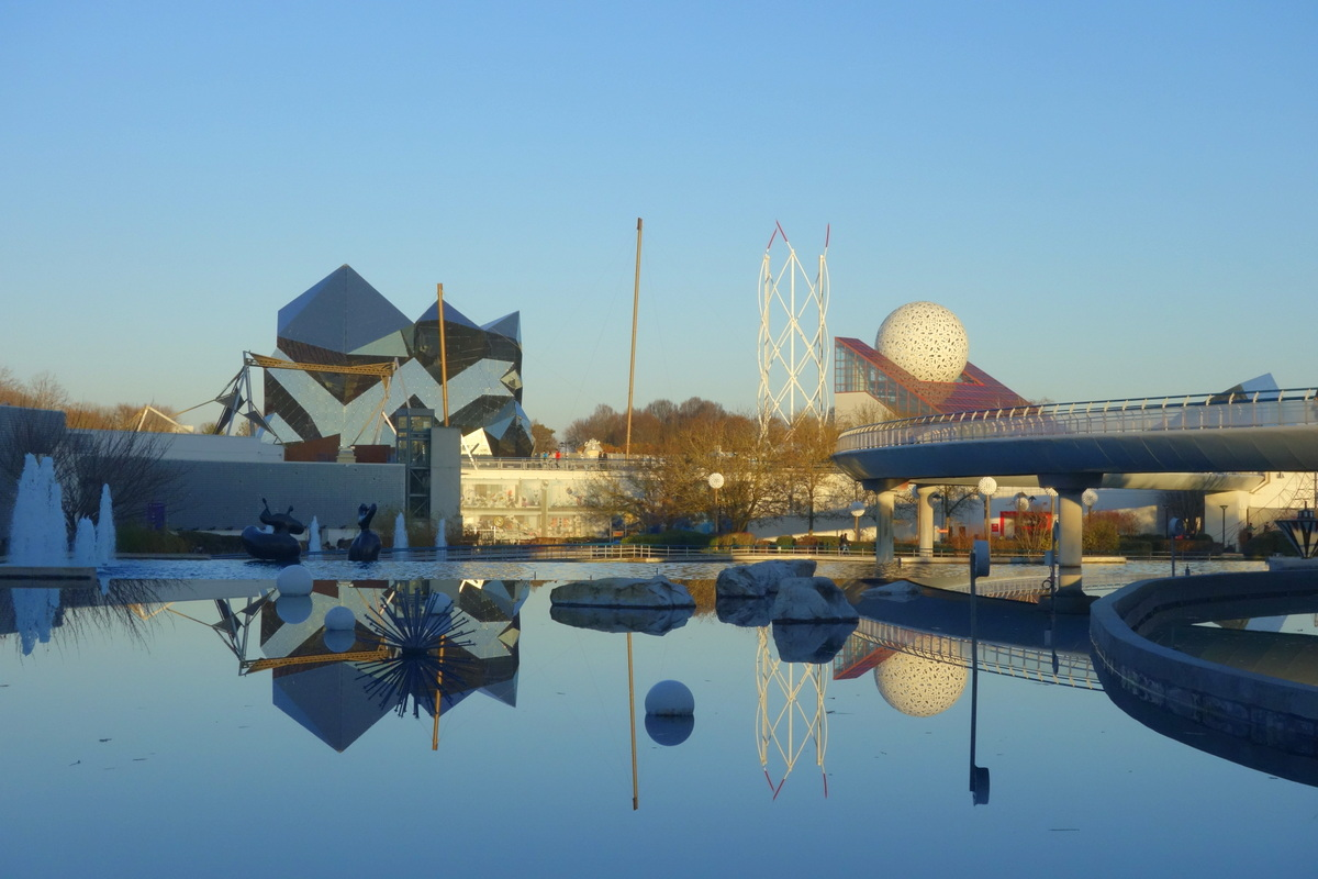 Le Parc du Futuroscope