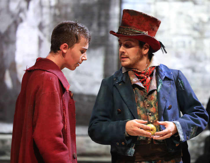 Oliver Twist, le musical - salle Gaveau - Paris