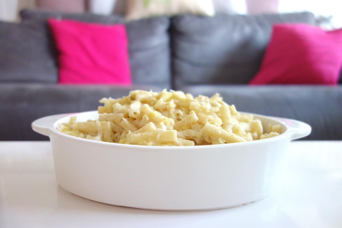 Qui Toque panier végétarien : mac and cheese