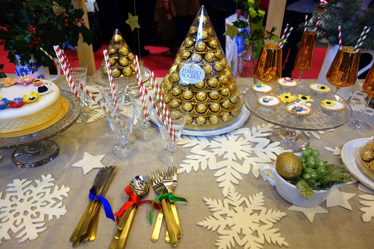 Salon Créations et savoir-faire 2016 : idées de DIY pour Noël