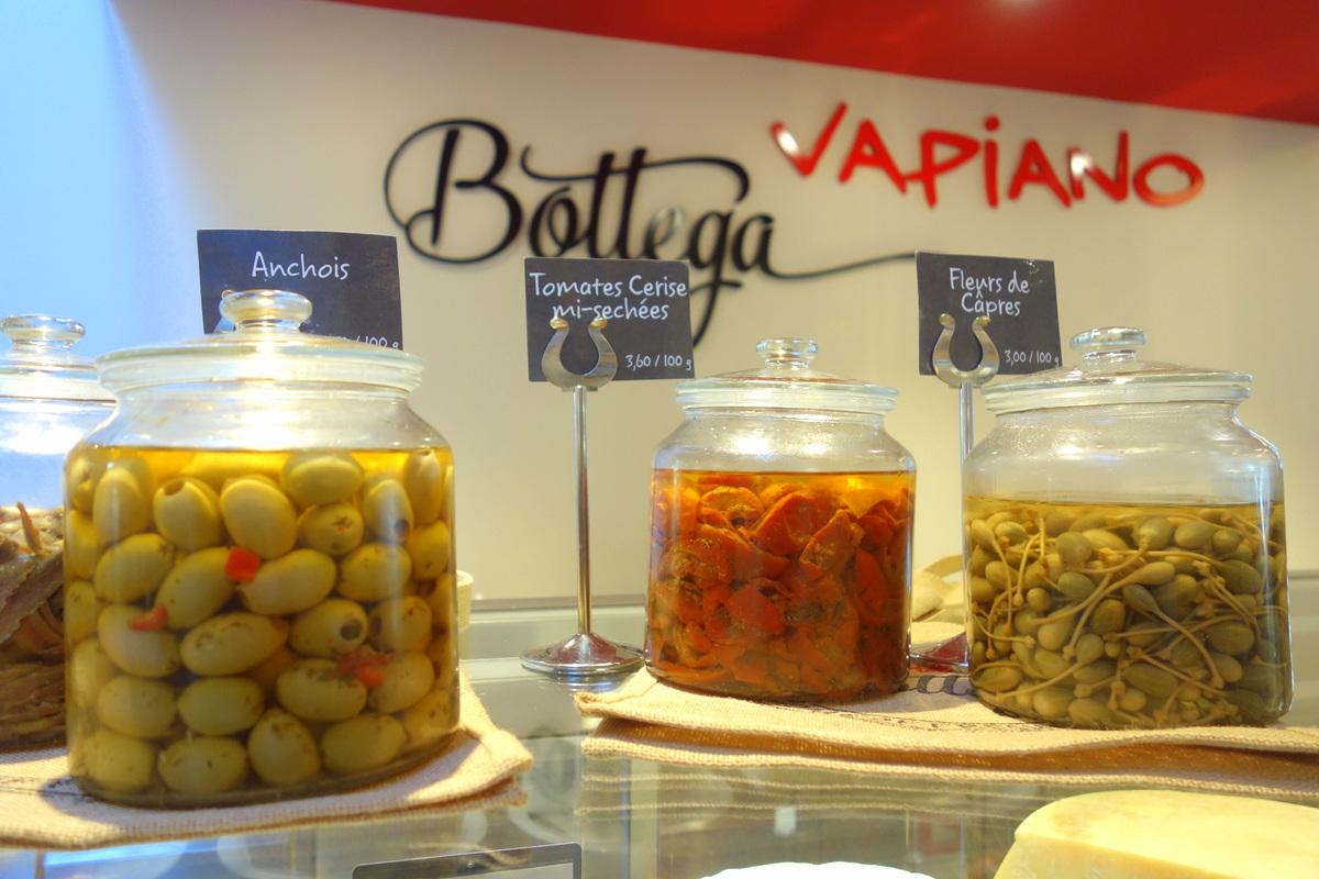 Déjeuner italien chez Vapiano Bercy Village - Le blog de Lili