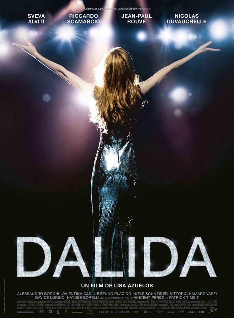 Sveva Alviti dans Dalida, le film