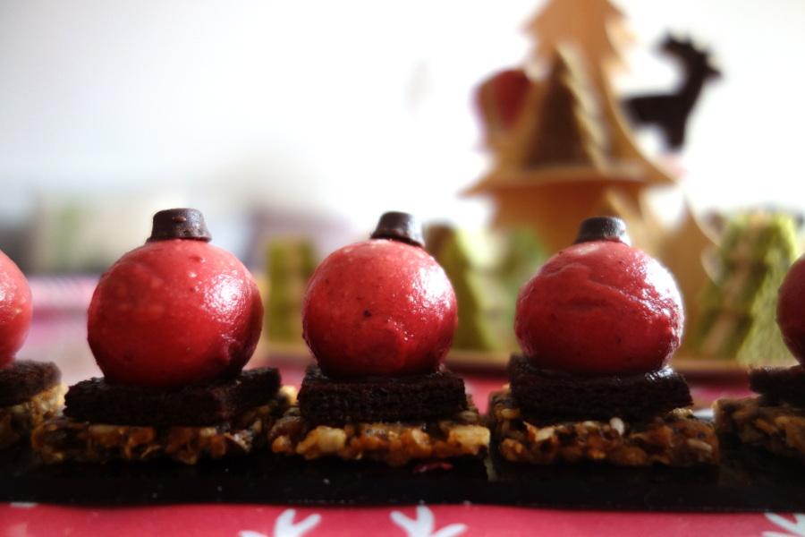 Bouchées apéritives au foie gras Picard - Noël 2016 - Le blog de Lili