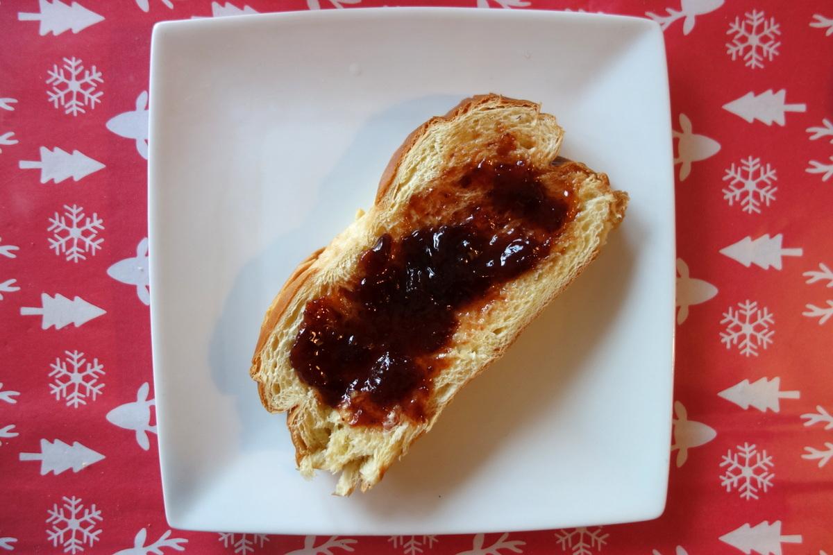 La boulangère - brioche et baguette viennoise