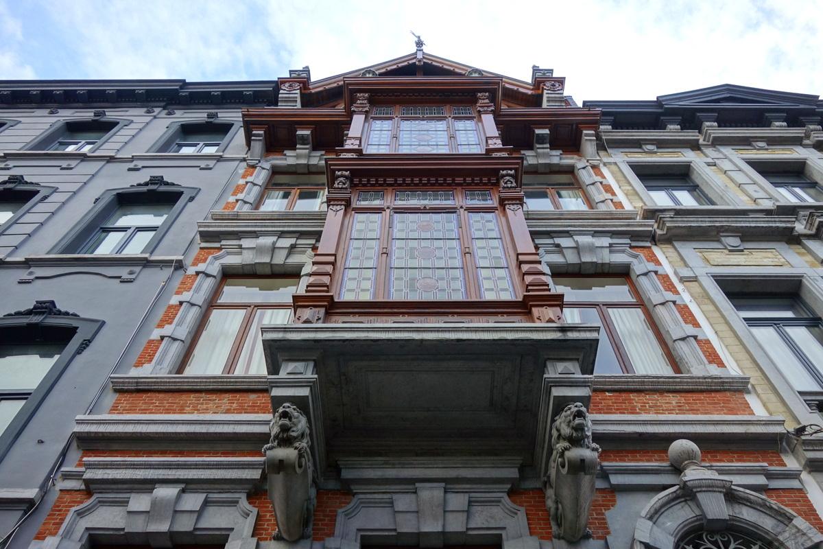 Architecture Bruxelles - Blog voyage - Le blog de Lili