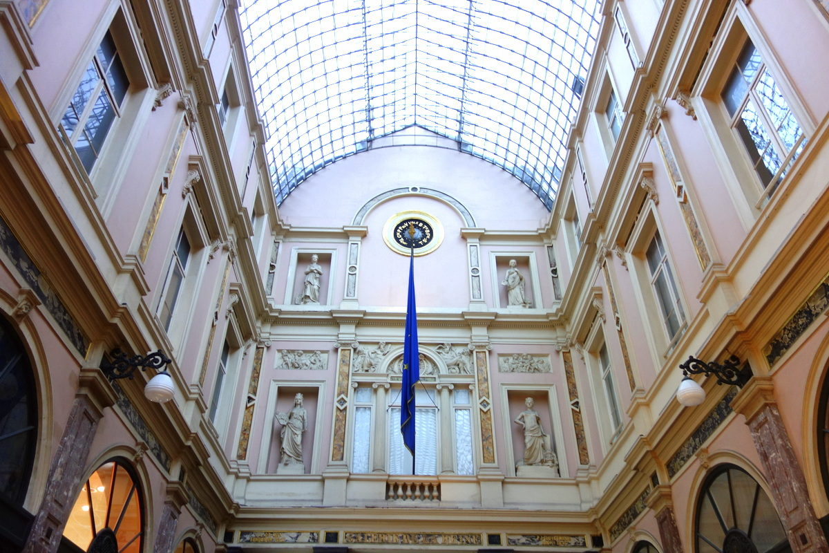 Bruxelles - Galeries Saint-Hubert et chocolatiers - Le blog de Lili
