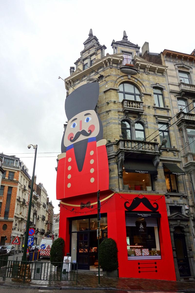 Bruxelles - Marcolini aux Sablons - Le blog de Lili