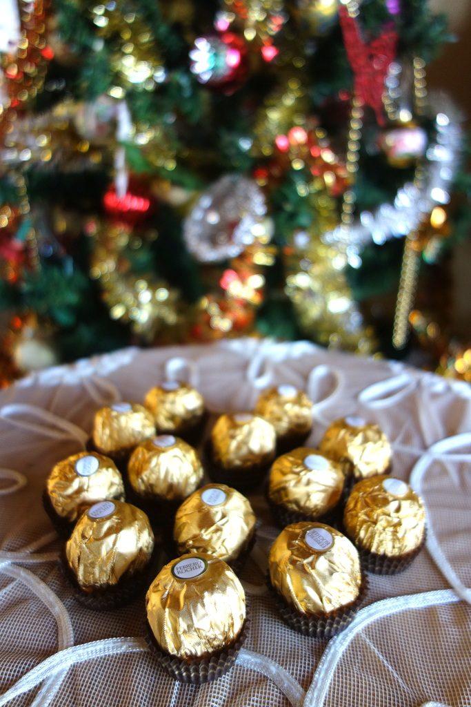 Cadeaux de Noël 2016 - Chocolats Ferrero