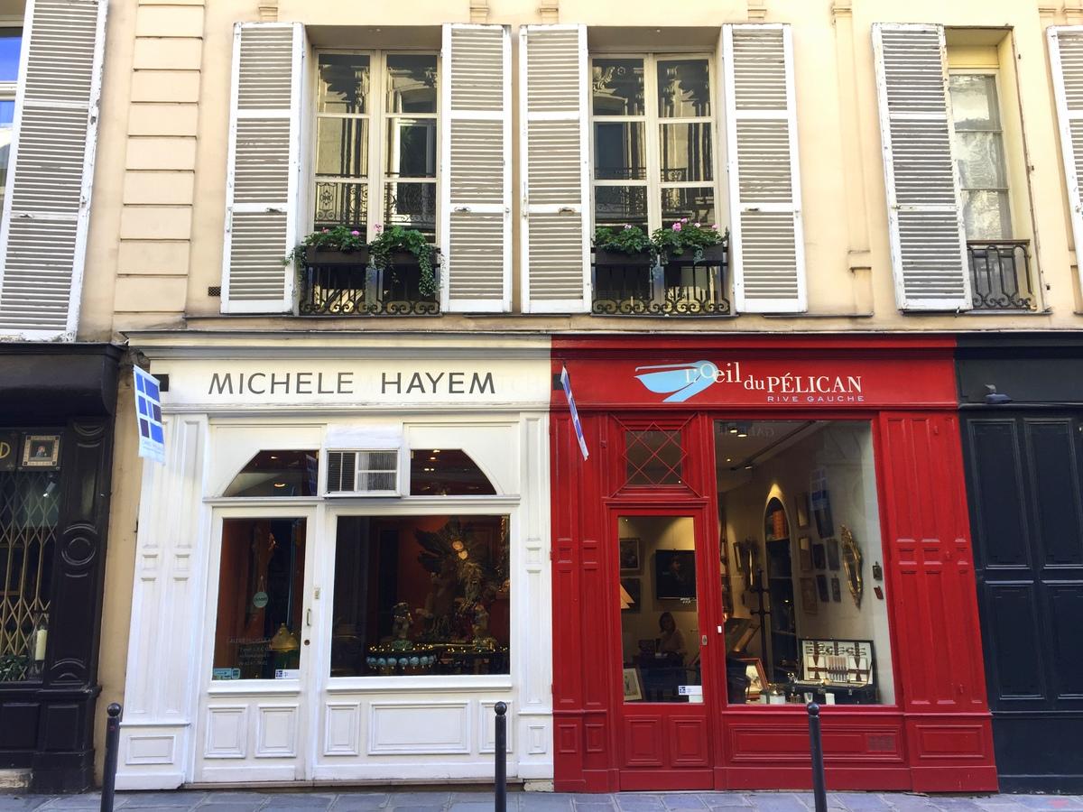 Une Visite Avec Mon Beau Paris La Box Carre Rive Gauche Ou La