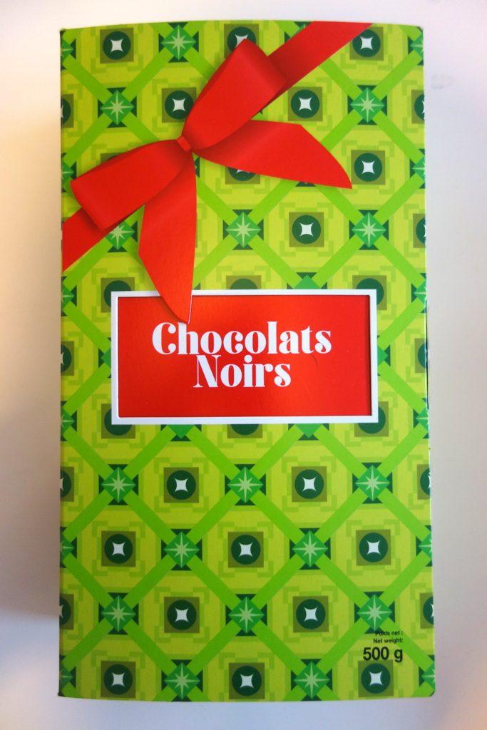 Cadeaux de Noël 2016 - Chocolats Jeff de Bruges