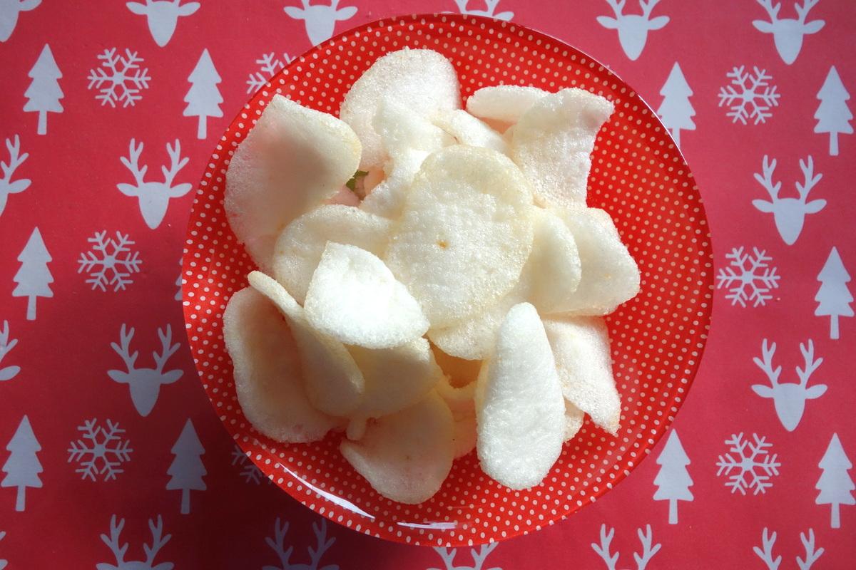 Les chips de crevette de la Degustabox de décembre 2016