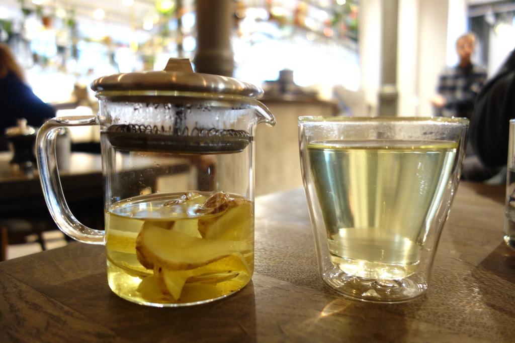 Farmacy, restau healthy Londres - Le blog de Lili