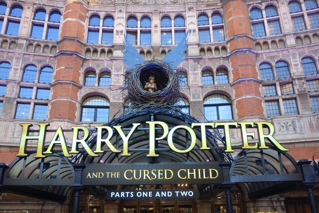 Harry Potter and the cursed child - théâtre à Londres