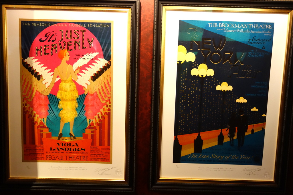 House of Minalima, Harry Potter, London - Le blog de Lili