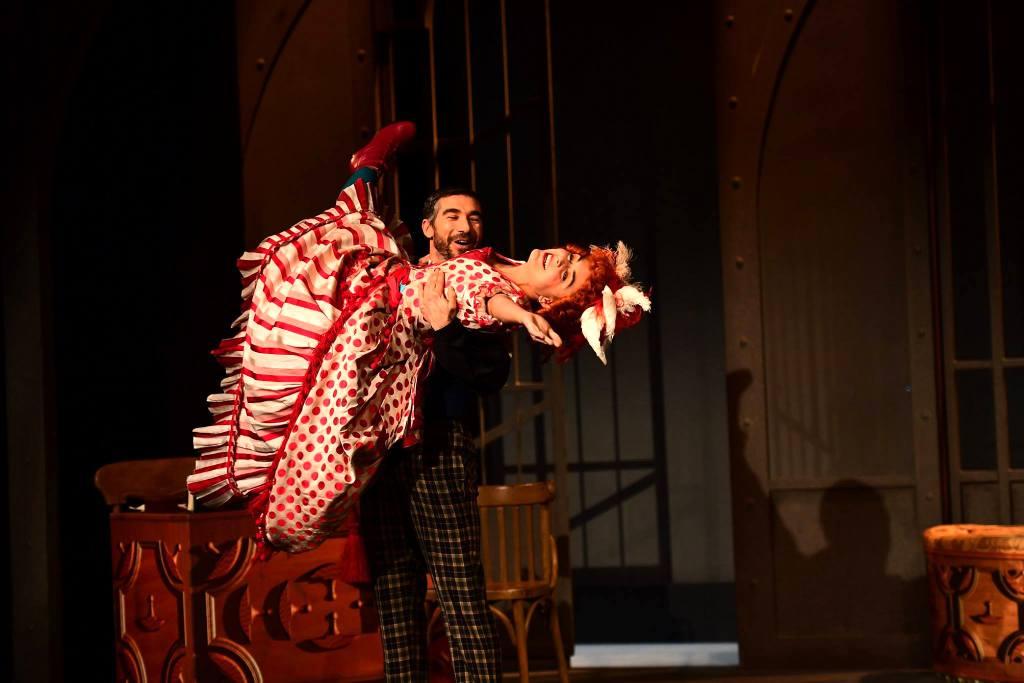 Les Fiancés de Loches - comédie musicale - Michette