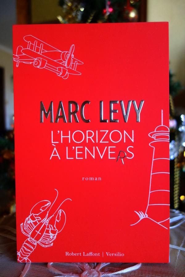 """Livre de Marc Levy : """"L'horizon à l'envers"""""""