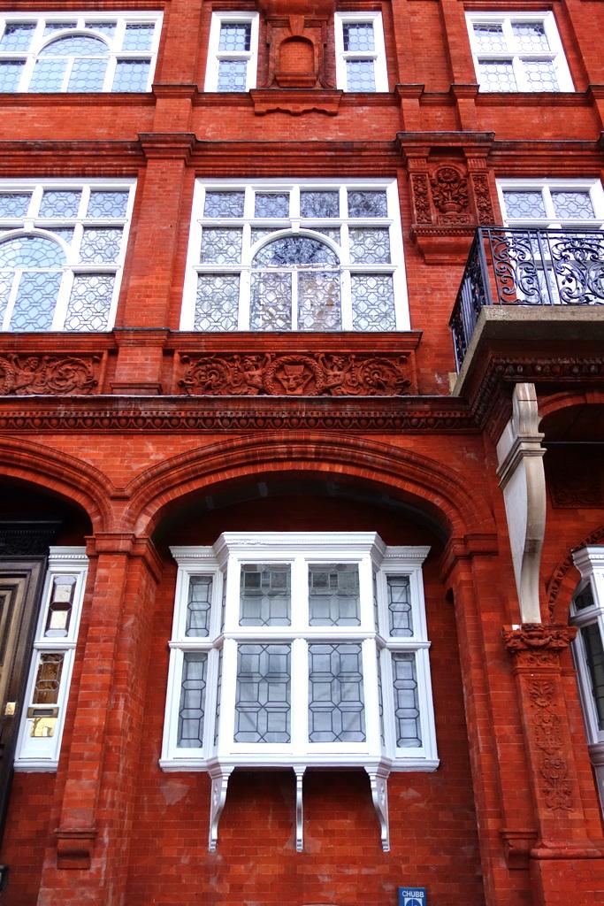 South Kensington, les rues de Londres