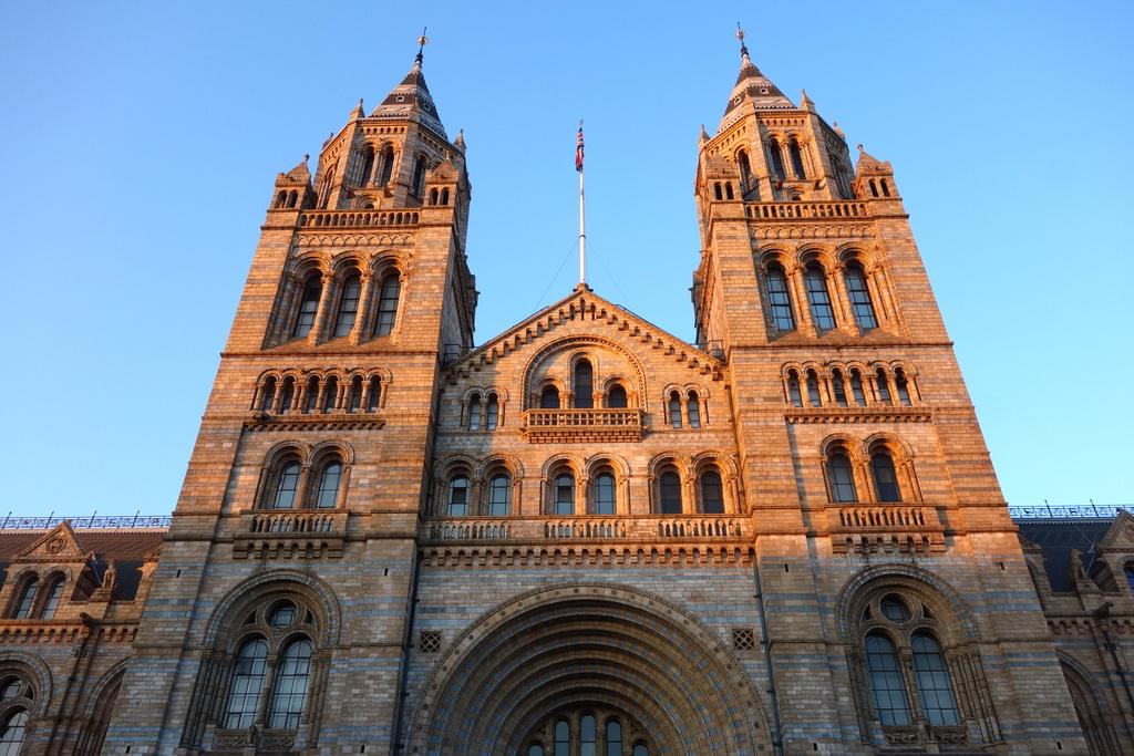 Londres - Musée d'histoire naturelle