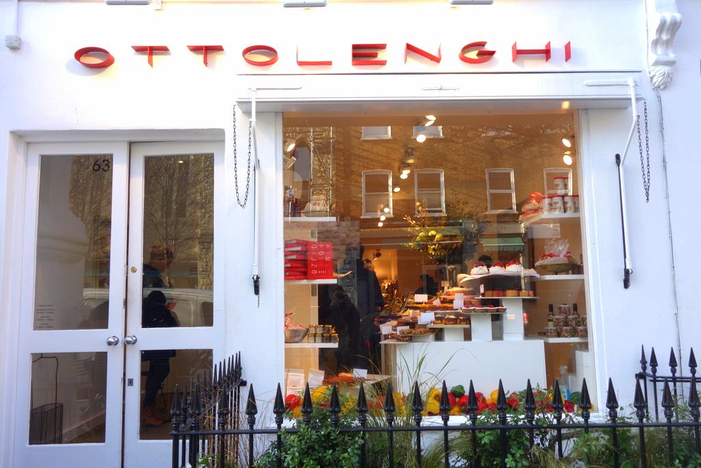 Ottolenghi, Londres - Le blog de Lili