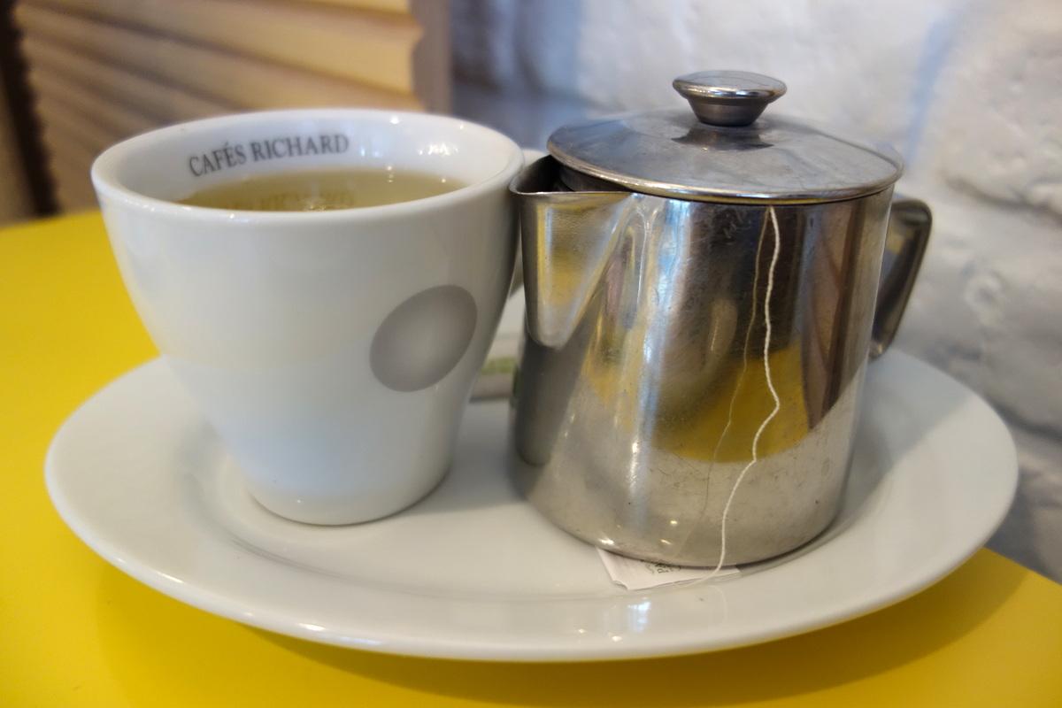 Paradis Marguerite - restaurant végétarien à Paris - Le blog de Lili