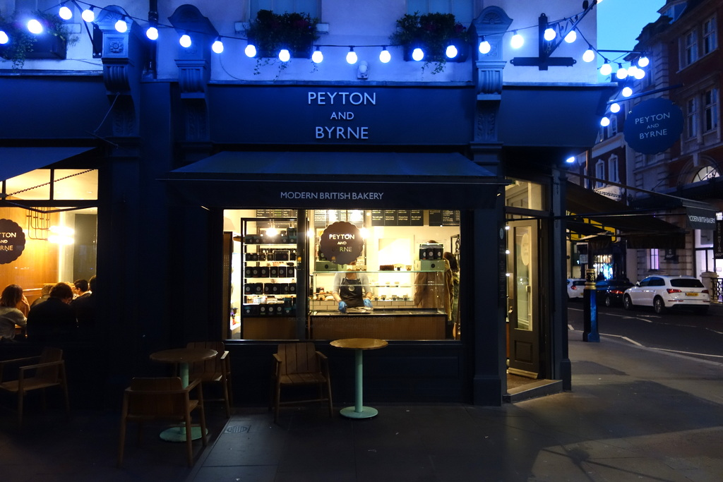 Peyton and Byrne, Covent Garden, Londres - Le blog de Lili