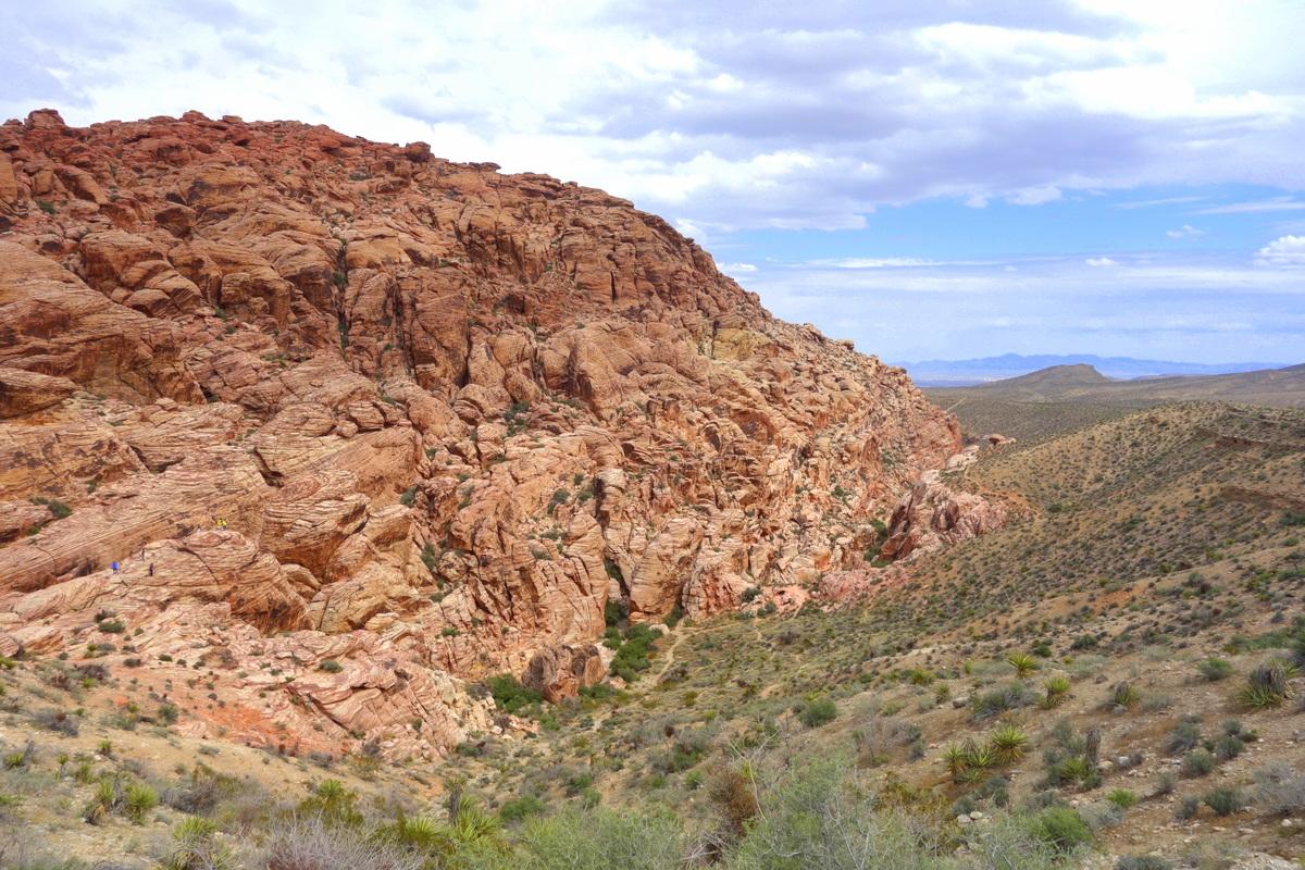 Red Rock Canyon National Conservation Area - États-Unis - Le blog de Lili