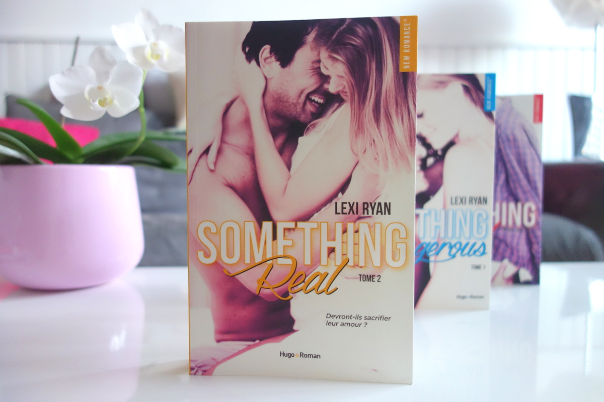 Something Real - Lexi ryan - New romance - blog lecture