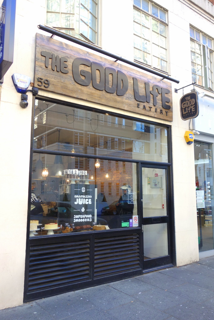 The Good Life Eatery London - Le blog de Lili