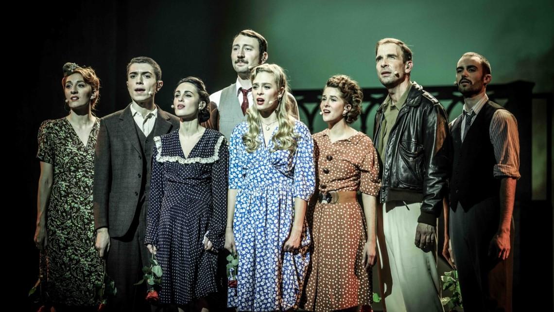 Un été 44, la comédie musicale : la fin de la guerre et tous les personnages