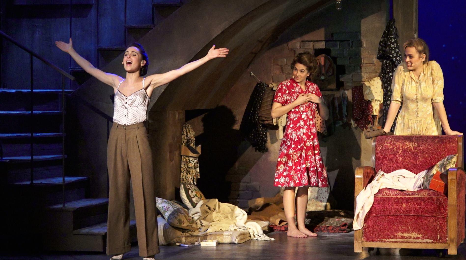 Un été 44, la comédie musicale : les filles cachées à Caen